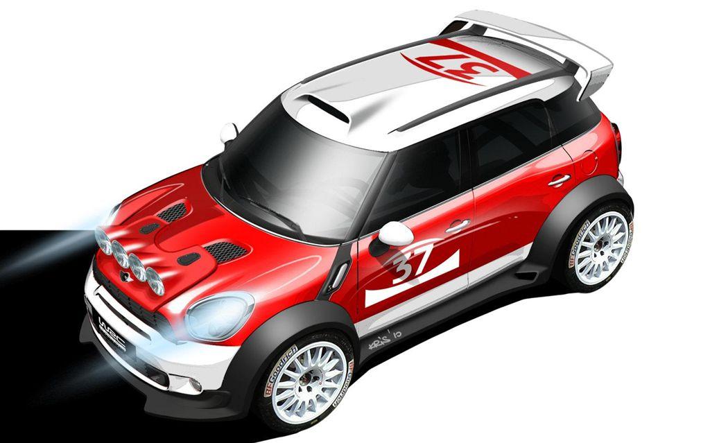 Mini en WRC