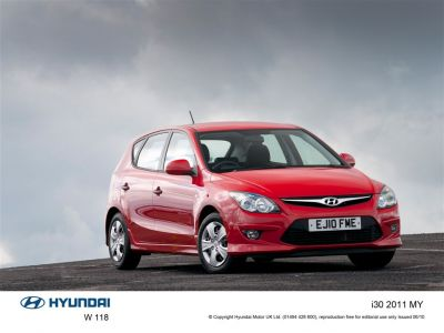Hyundai i30 restylée