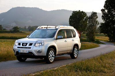 Nissan X trail restylé
