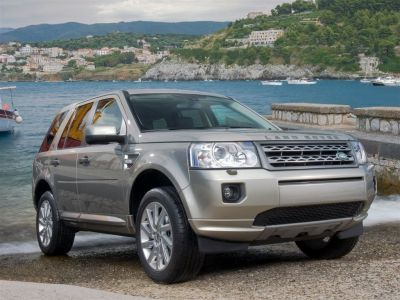 Land Rover Freelander restylé