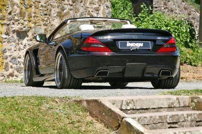 Mercedes SL63 AMG Black Saphir
