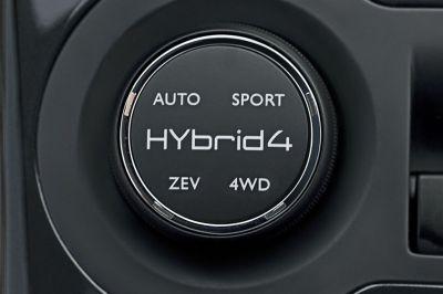 Peugeot 3008 Hybri4 2010