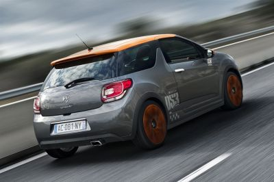 Citroën DS3 Racing 2010