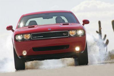 Essai Dodge Challenger SRT-8