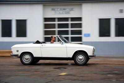 Essai Peugeot 204 Cabriolet