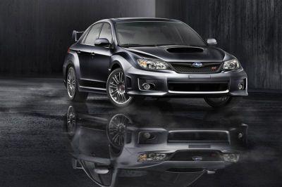 Subaru Nouveautés 2010