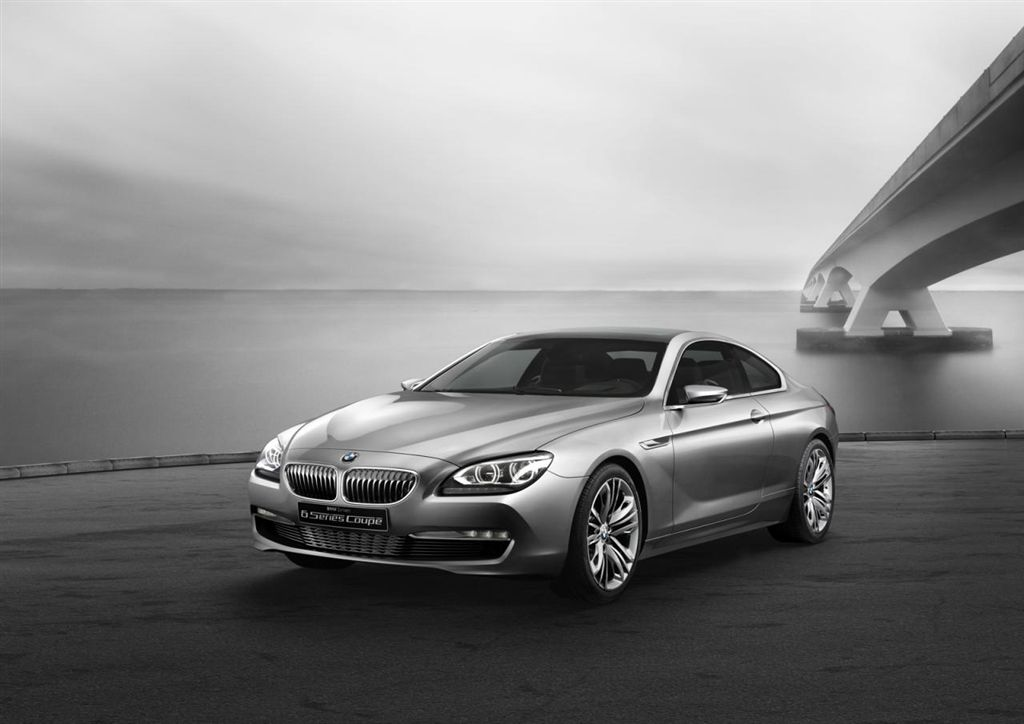 BMW Série 6 Coupé Concept