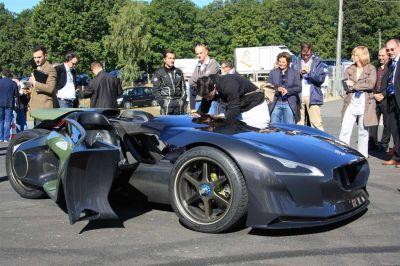 Peugeot EX1