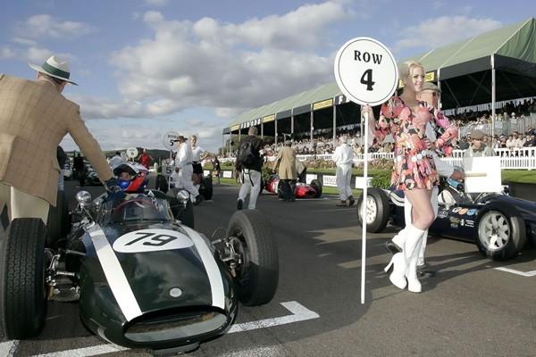 Goodwood Revival : Retour à l'âge d'or du sport automobile