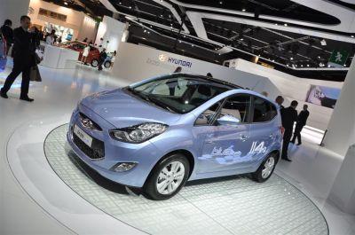 Hyundai ix20 BlueDrive