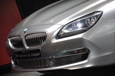 BMW Concept Série 6 Coupé