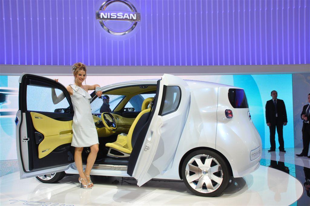 Nissan Town Pod