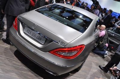 Mercedes-Benz CLS II