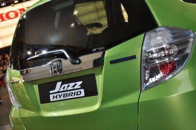 Toyota Jazz Hybrid