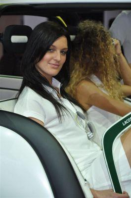 Hôtesses Mondial 2010