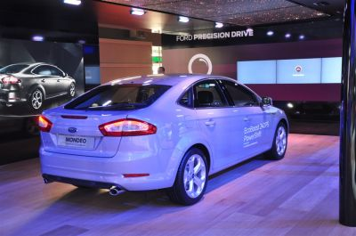 Ford Mondeo restylée