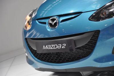 Mazda 2 restylée
