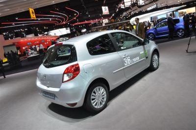 Renault Clio Eco2 90g
