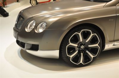 Bentley Continental GT Heritage CarFace