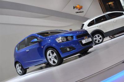 Chevrolet Aveo II