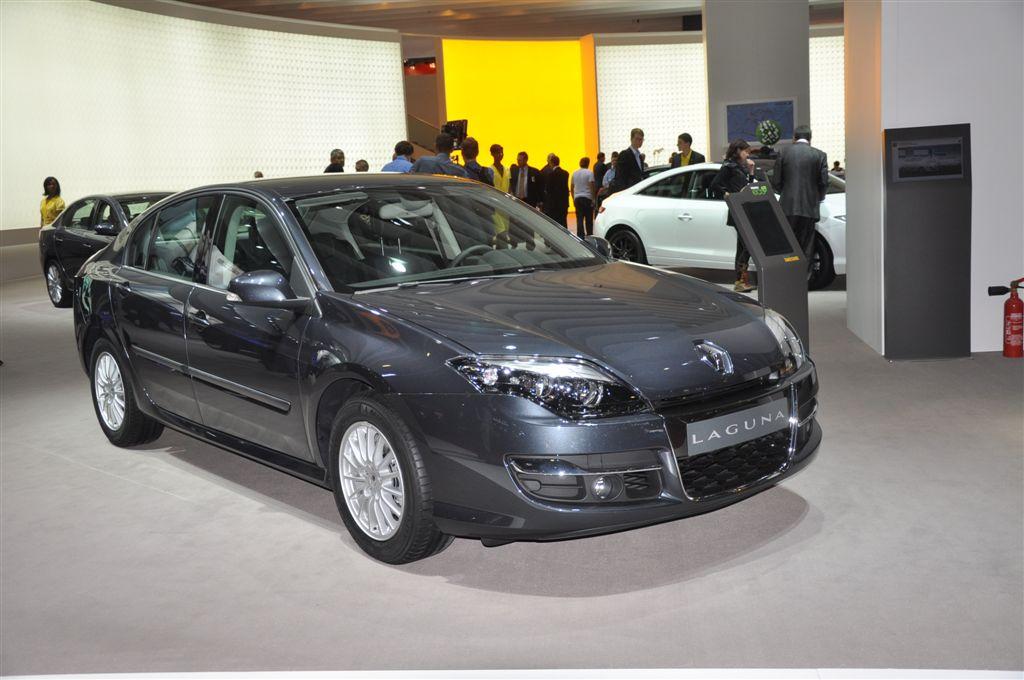 Renault Laguna restylée