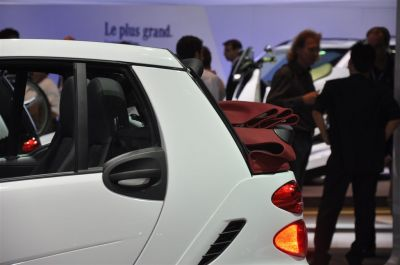 Smart Fortwo restylée