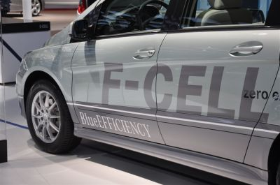 Mercedes Classe B-Fcell