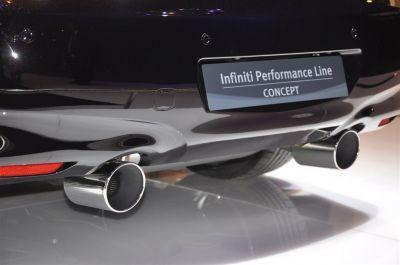 Infiniti G37 Cabrio IPL