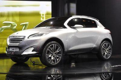 Les concepts du Mondial de l'automobile 2010