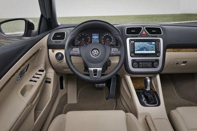 Volkswagen Eos restylee