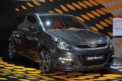 Les curiosités du mondial de l'automobile 2010