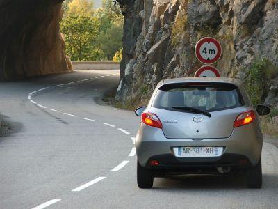 Essai Mazda 2 1.6 MZ-CD Sport