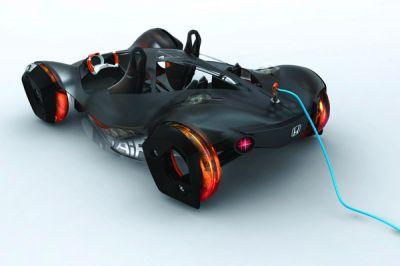 LA Autoshow Design Challenge : fantasmes automobile