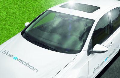 Volkswagen blue-e-motion concept