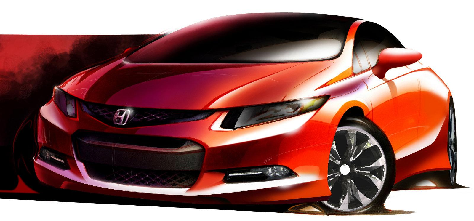 Honda Civic Concept 2011