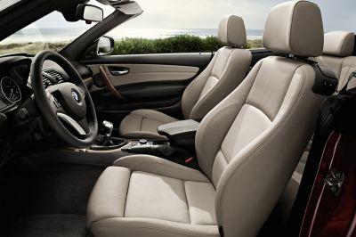 BMW Série 1 Coupé et Cabriolet 2011
