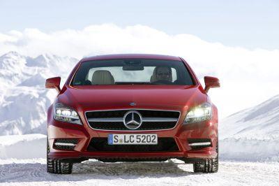 Mercedes CLS 4MATIC