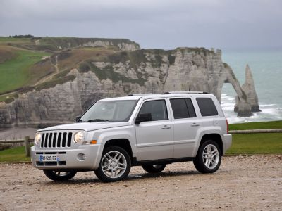 Jeep Patriot 2.2 CRD Overland