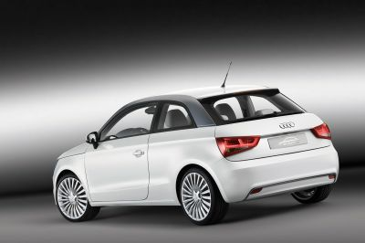 Essai Audi A1 e-Tron