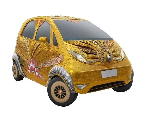 Tata Goldplus Nano 3