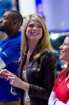 Les hôtesses de Détroit 2011