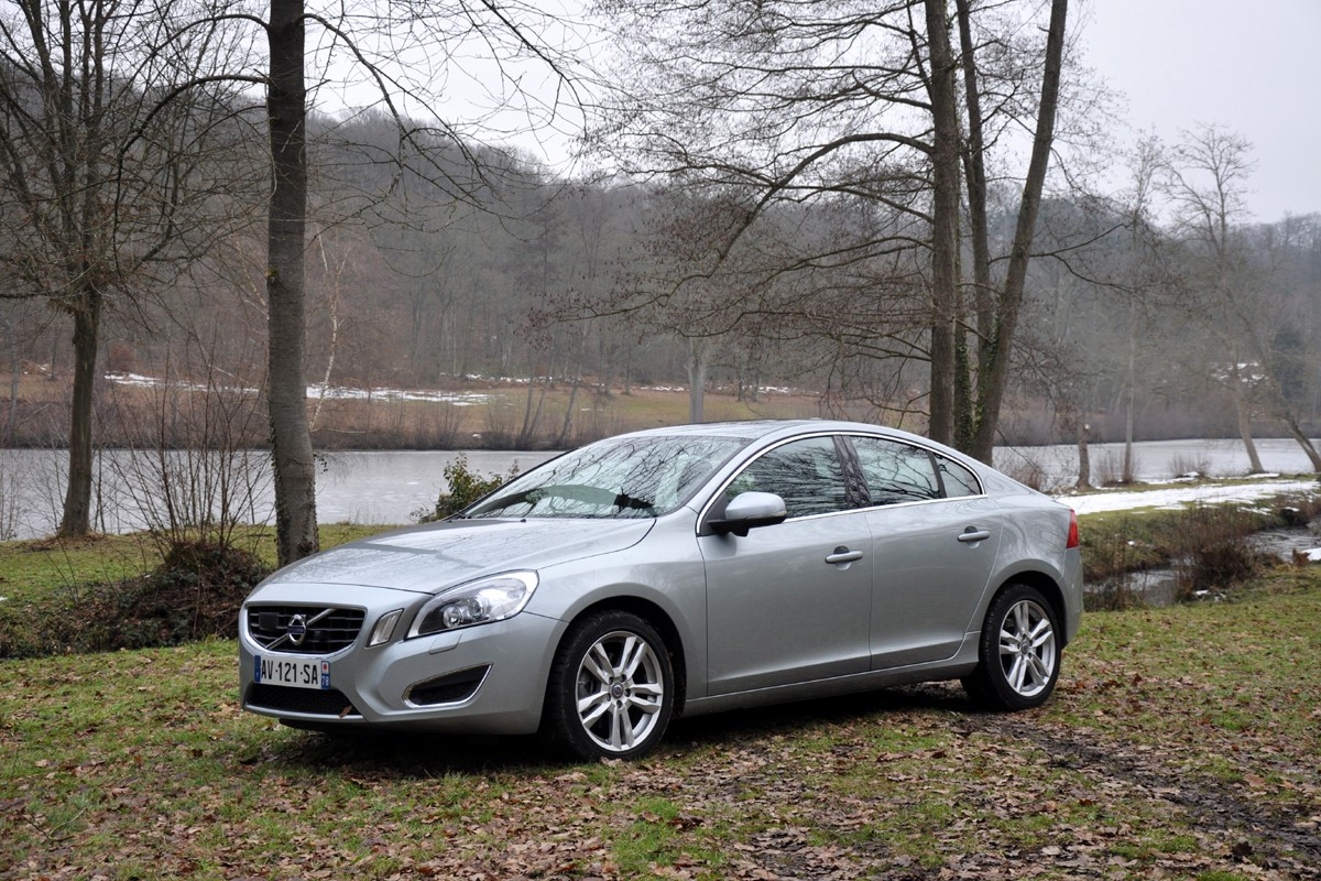 albums photos essai volvo s60