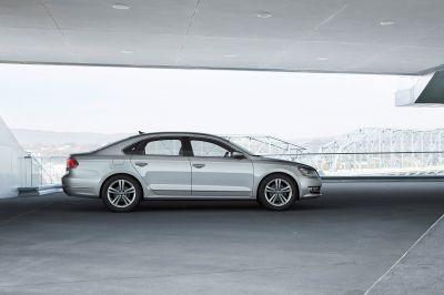 Volkswagen Passat US 2011