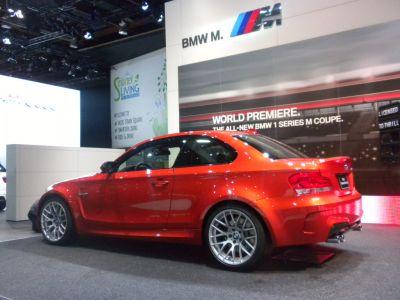 BMW Série 1 M Coupé