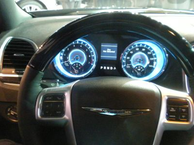 Chrysler 300C Detroit