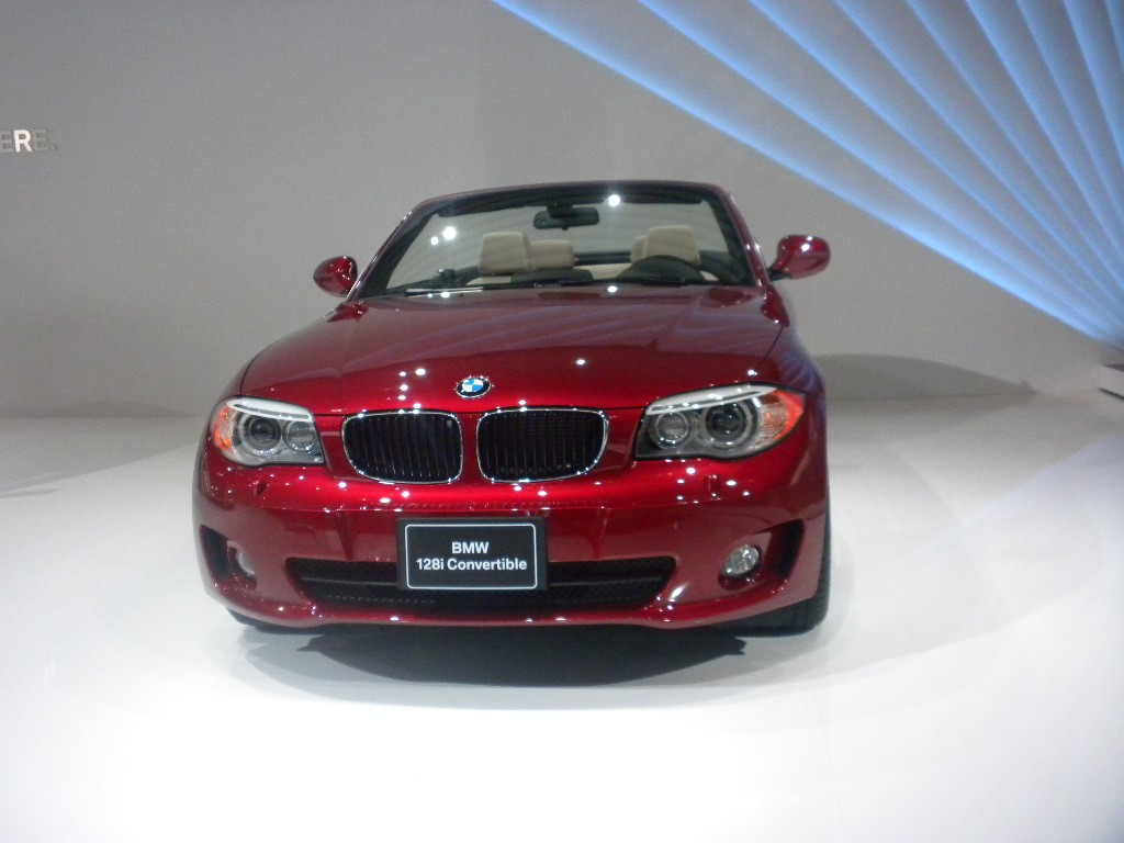 BMW Série 1 Coupé et Cabriolet restylées
