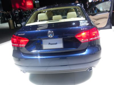Volkswagen Passat US