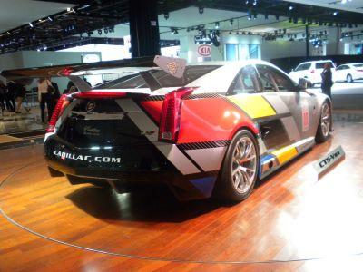 Cadillac CTS-V Coupé Racecar