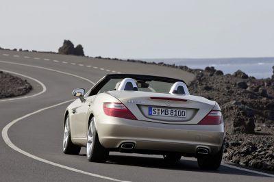 Mercedes SLK III