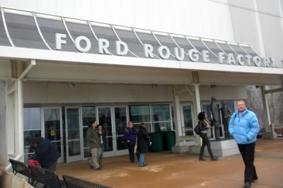 A la découverte du géant Ford